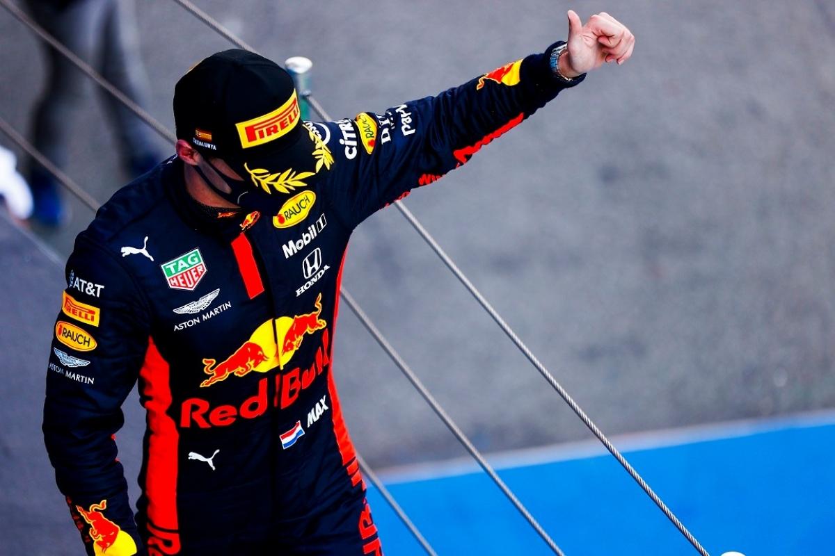 Max Verstappen hài lòng với vị trí thứ 2 chung cuộc tại chặng đua F1 Circuit de Barcelona-Catalunya.