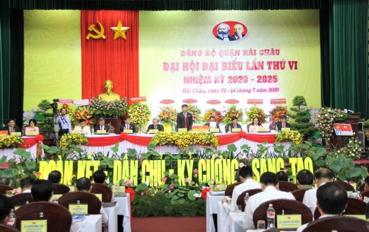 Đến ngày 28/7/2020, Đà Nẵng đã hoàn thành Đại hội đảng bộ cấp trên cơ sở.