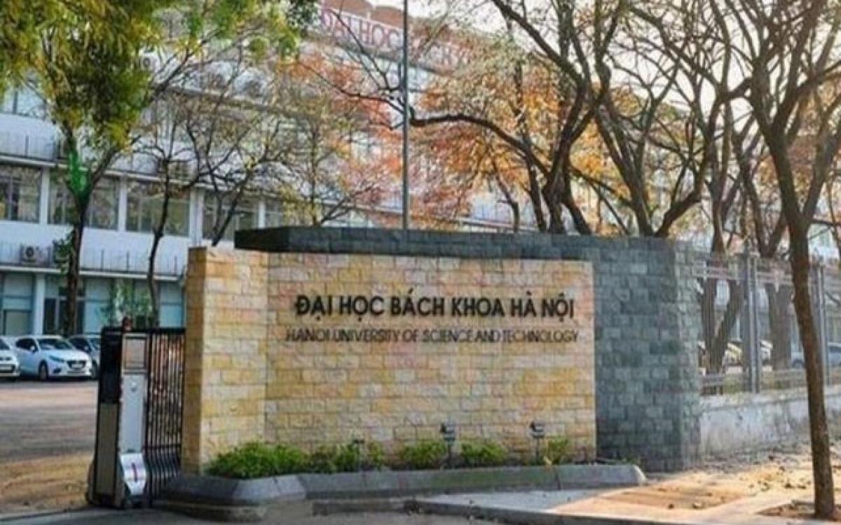 Đại học Bách Khoa Hà Nội là một trong 5 trường đạt tiêu chuẩn 5 sao