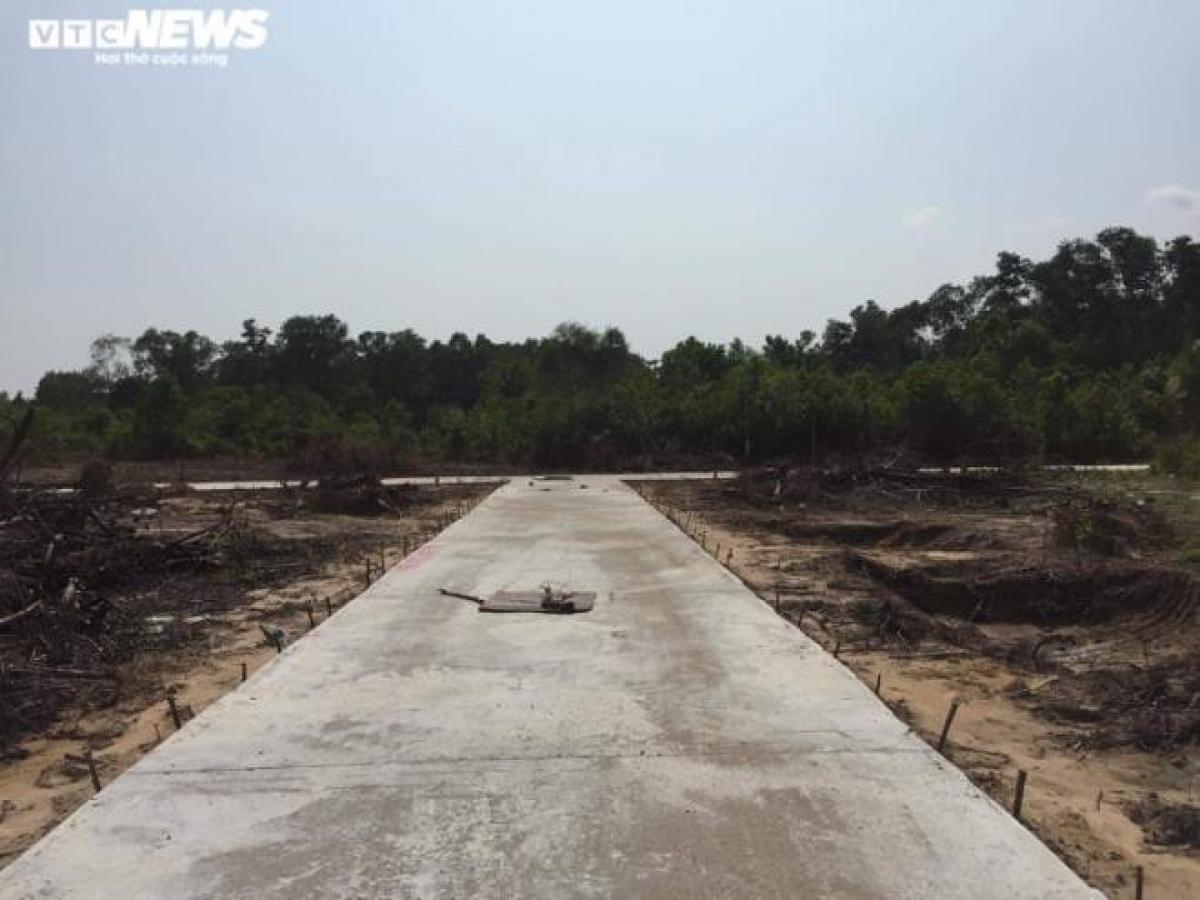 Thanh tra Chính phủ phát hiện nhiều sai phạm trong công tác quản lý sử dụng đất đai ở Kiên Giang.