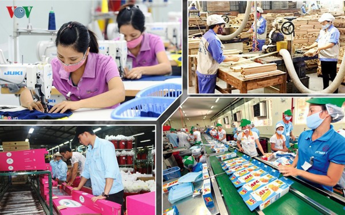 Doanh nghiệp Việt Nam sẽ được hưởng nhiều ưu đãi từ EVFTA. (Ảnh minh họa)