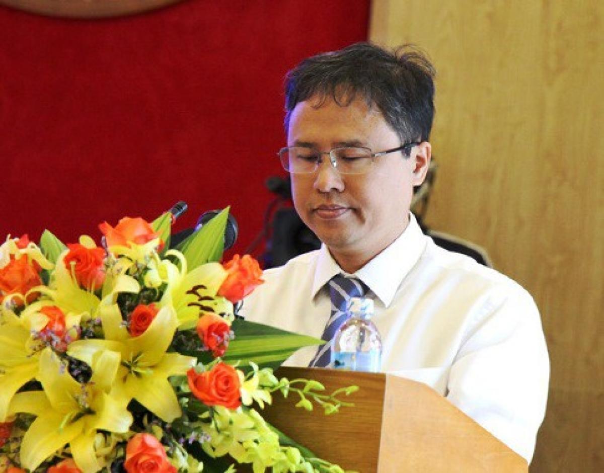 Ông Trần Hòa Nam.