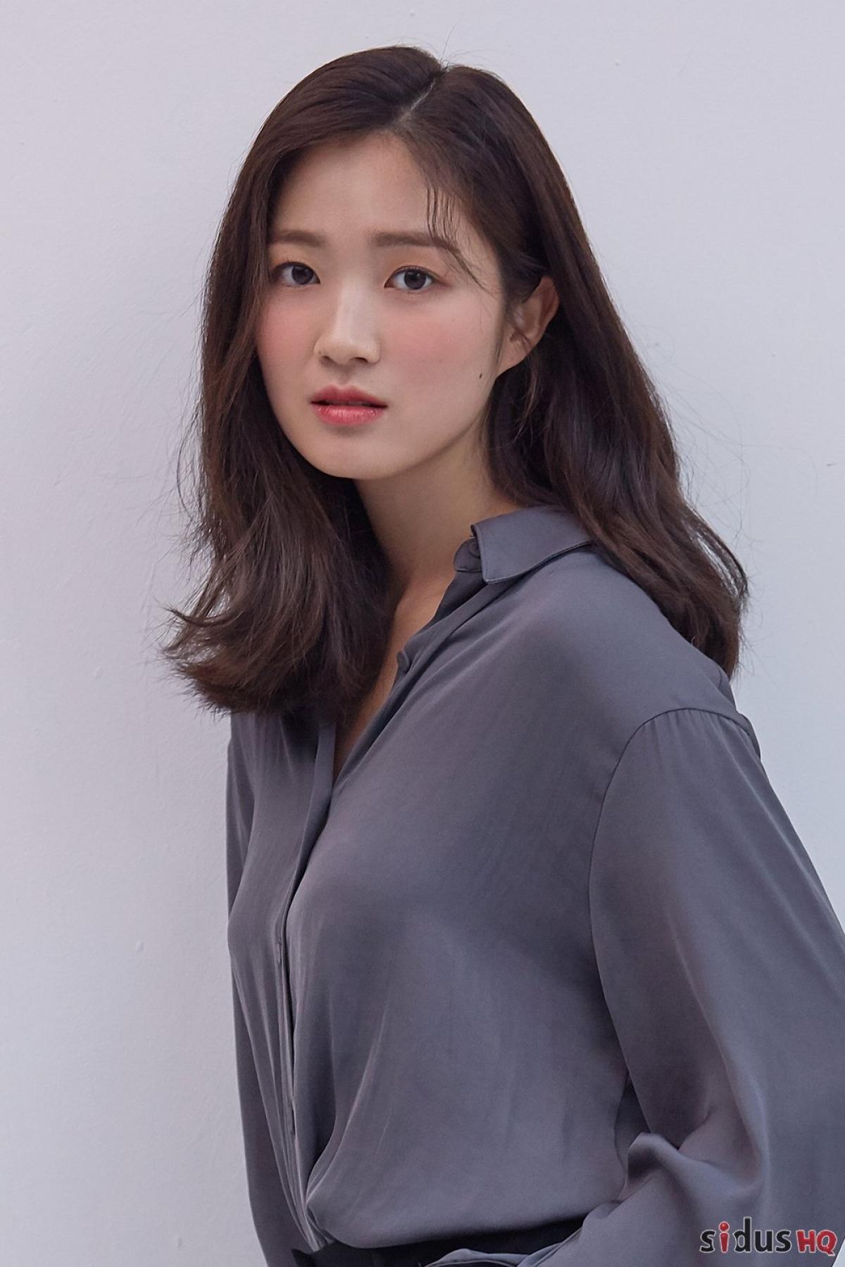 Nữ diễn viên Kim Hye Yoon.
