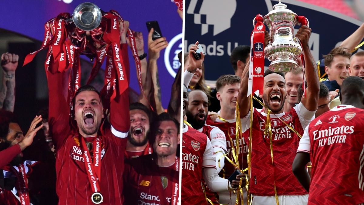 Trận Siêu cúp Anh giữa Liverpool và Arsenal sẽ là cột mốc đánh dấu mùa giải mới ở châu Âu chính thức bắt đầu. (Ảnh: GOAL).