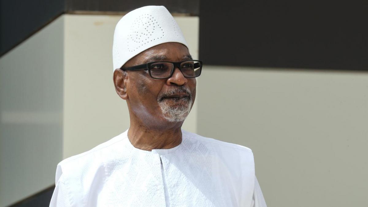 Tổng thống Mali Ibrahim Boubacar Keita đã từ chức hôm 18/8. Ảnh: Reuters