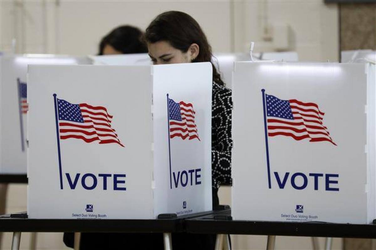 Mỹ công bố giải thưởng lớn cho bất cứ ai phát hiện việc can thiệp bầu cử Tổng thống vào tháng 11. Ảnh minh họa: AFP