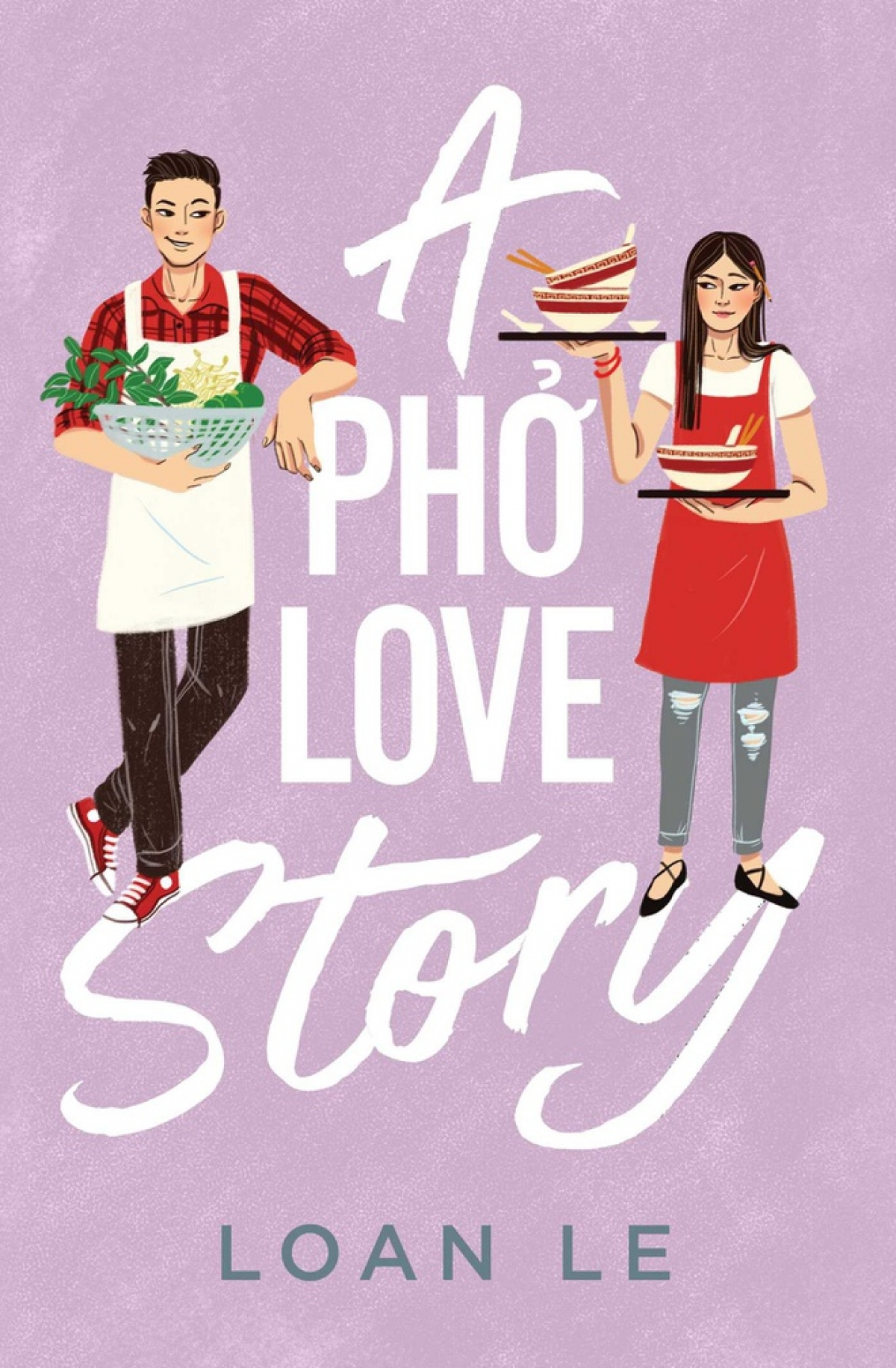 """""""A Phở Love Story"""", written by author Loan Le, will be released in February 2021"""