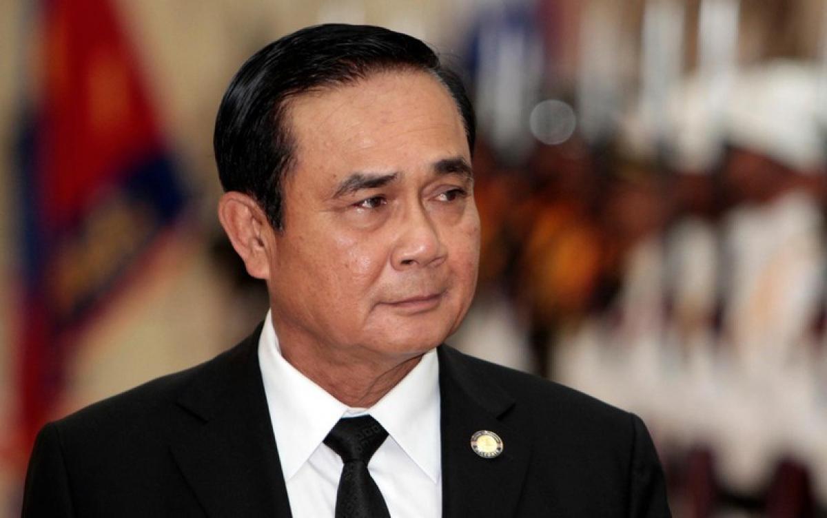 Thủ tướng Thái Lan Prayut Chan-ocha