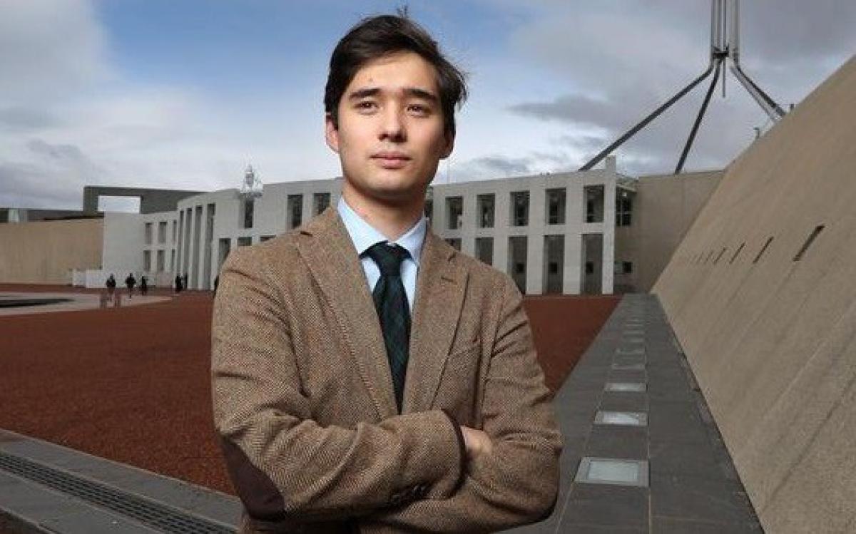 Nhà nghiên cứu Alex Joske thuộc Viện nghiên cứu chính sách chiến lược Australia. Ảnh: Gary Ramage.