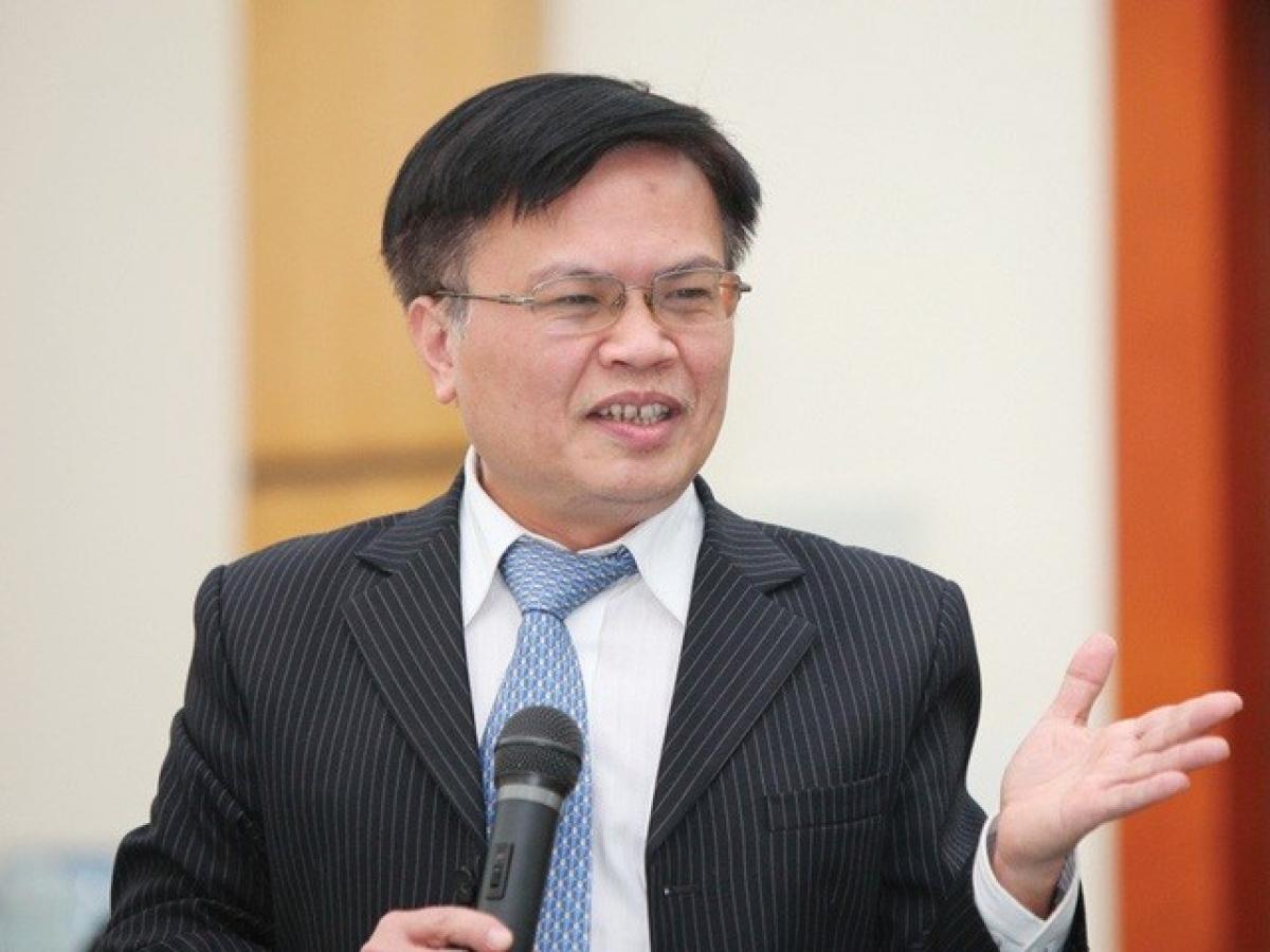 TS. Nguyễn Đình Cung, nguyên Viện trưởng Viện Nghiên cứu quản lý kinh tế trung ương, thành viên Tổ tư vấn kinh tế của Thủ tướng