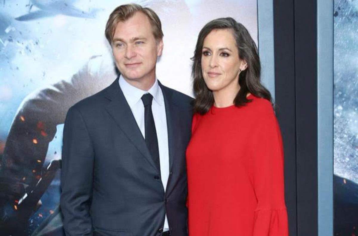 Christopher Nolan và Emma Thomas.