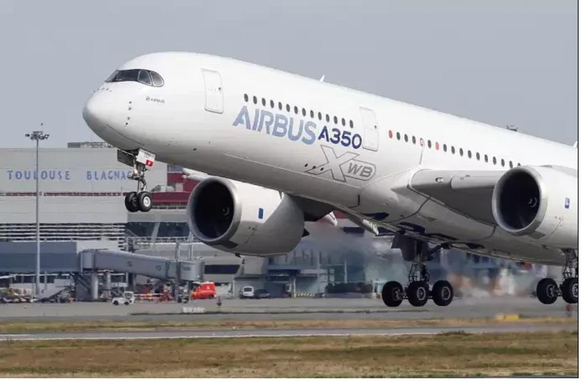 Tranh chấp giữa EU và Mỹ hiện nay xuất phát từ Tập đoàn Airbus