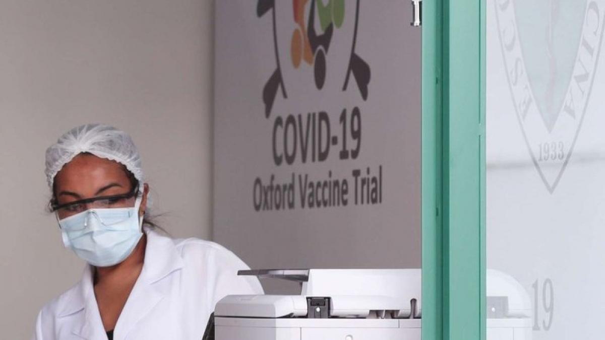 Vaccine do Đại học Oxford và công ty dược phẩm AstraZeneca phát triển sẽ được sản xuất tại Australia. (Ảnh Amanda Perobelli)