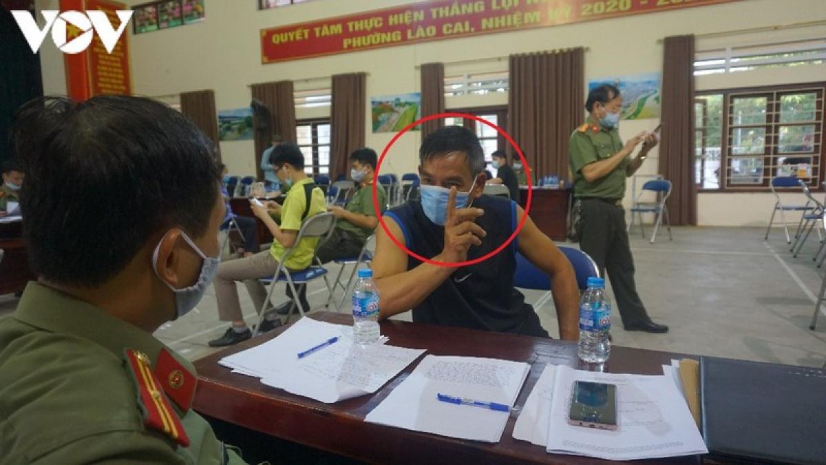 Đối tượng mang 2 Quốc tịch Lương Vận Thông vẫn bị cơ quan chức năng Việt Nam tạm giữ.