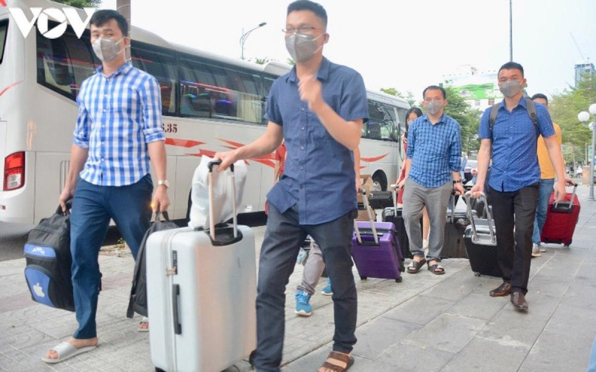 16 bác sĩ ở Nghệ An có mặt ở tâm dịch Đà Nẵng.