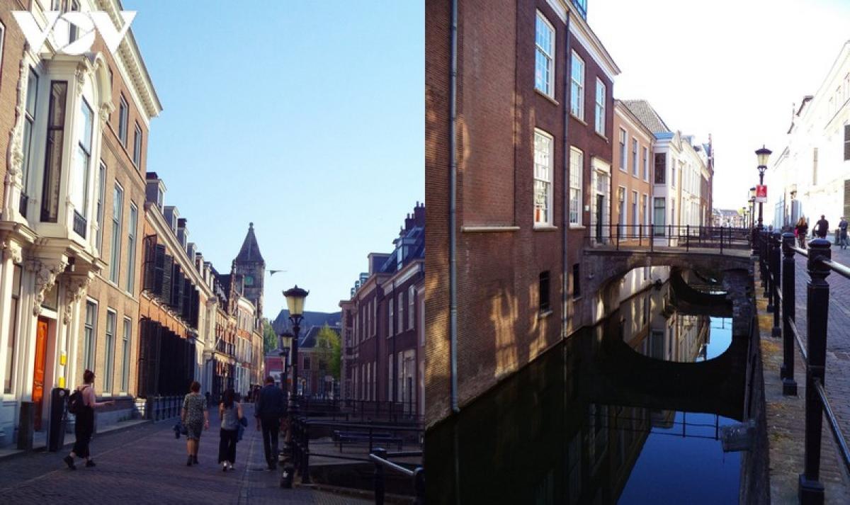 Trung tâm thành phố là trường ĐH Utrecht. Đây là trường đại học lớn nhất và lâu đời nhất Hà Lan, được xếp hạng tốt thứ 6 châu Âu.