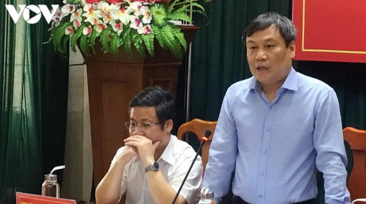 Ông Vũ Đại Thắng, Bí thư Tỉnh ủy Quảng Bình cho biết, sẽ tổ chức Đại hội Đảng bộ tỉnh Quảng Bình lần thứ XVII với tinh thần tiết kiệm.
