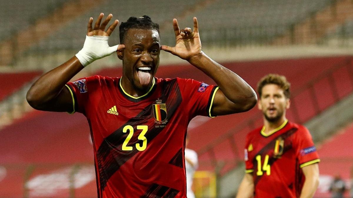 Tiền đạo: Michy Batsuayi – Bỉ - 8,8 điểm