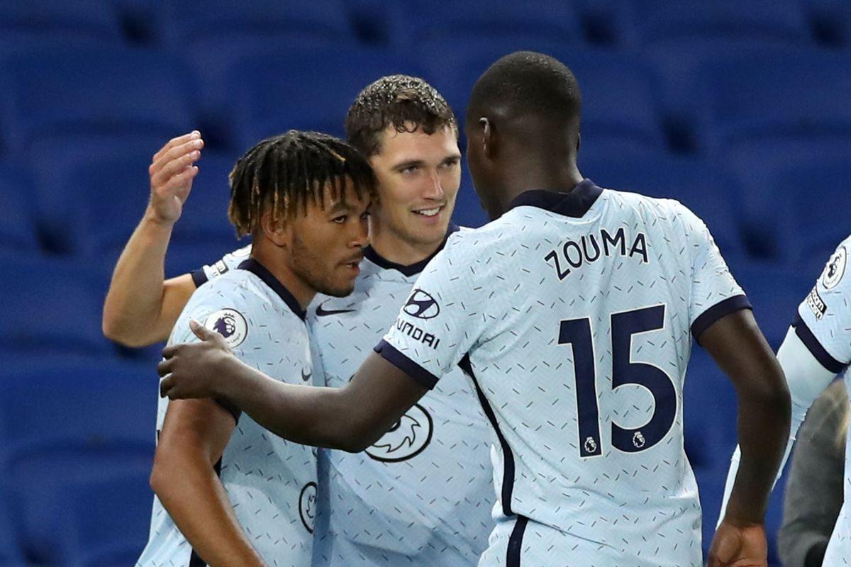Chơi không quá hay nhưng Chelsea đã có được chiến thắng ngày ra quân Ngoại hạng Anh 2020-2021. (Ảnh: Getty).