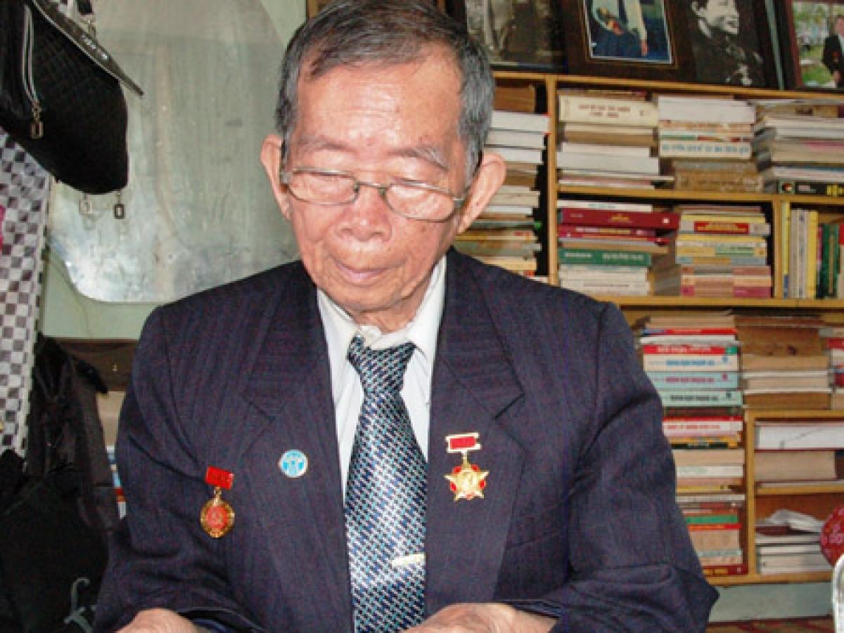 Đại tá Nguyễn Bội Giong. (ảnh: Dân Việt)