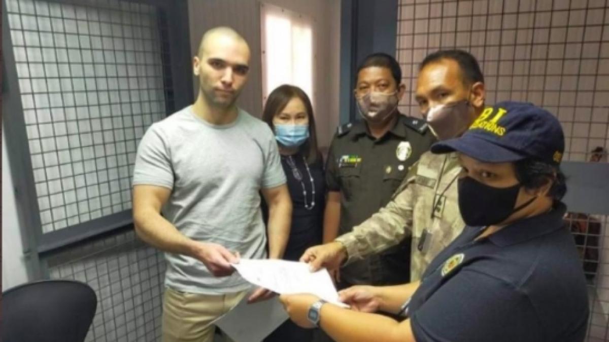 Philippines trục xuất lính Mỹ giết phụ nữ chuyển giới. (Ảnh: Rappler.com)
