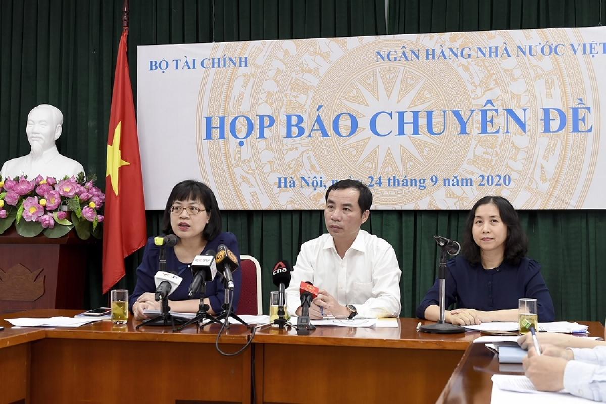 Họp báo thông tin về Hội nghị Bộ trưởng Tài chính và Thống đốc Ngân hàng Trung ương ASEAN 2020 và các hội nghị liên quan
