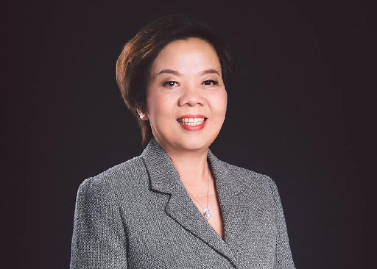 Founder and chairwoman of seafood exporter Vinh Hoan Corporation Truong Thi Le Khanh. Photo courtesy of the company.