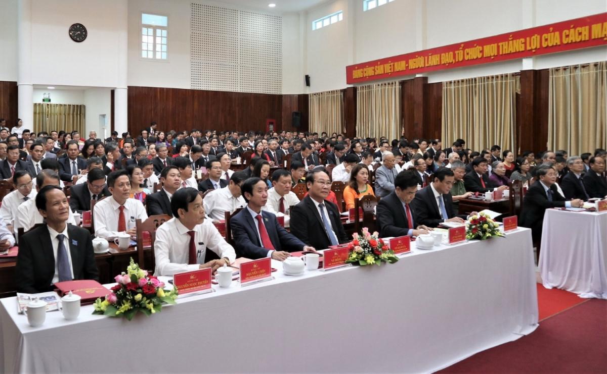 Đại hội Đại biểu Đảng bộ thành phố Tam Kỳ nhiệm kỳ 2020-2025 thành công tốt đẹp