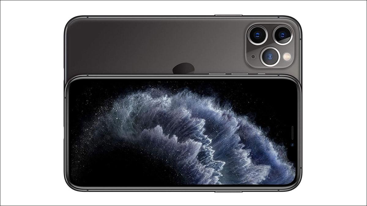 iPhone 11 Pro phát hành vào tháng 9/2019 nhưng vẫn cuốn hút người dùng. Phiên bản màu xám 64 GB được trang bị màn hình OLED 5,8 inch tuyệt vời với độ phân giải 2.436 x 1.125 pixel, bộ xử lý Apple A13 và RAM 4 GB cho phép nó chạy bất kỳ trò chơi video nào. Điện thoại cũng có khả năng quay video 4K và chụp ảnh chất lượng cao.