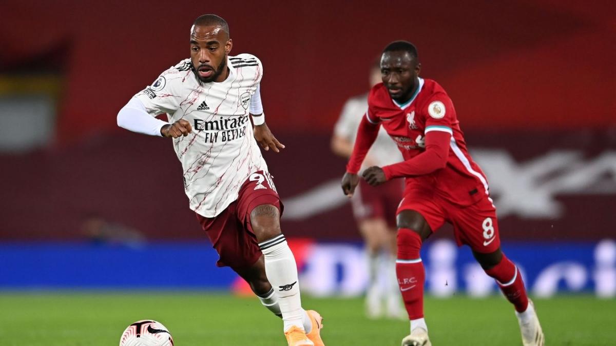 Trận đấu giữa Liverpool và Arsenal là trận cầu tâm điểm của vòng 3 Ngoại hạng Anh.