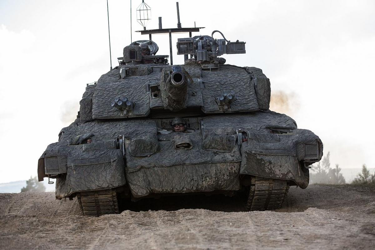 Xe tăng - kẻ săn mồi đỉnh cao của chiến tranh trên bộ, lực lượng đột kích chính của Lục quân; Nguồn: wikipedia.org