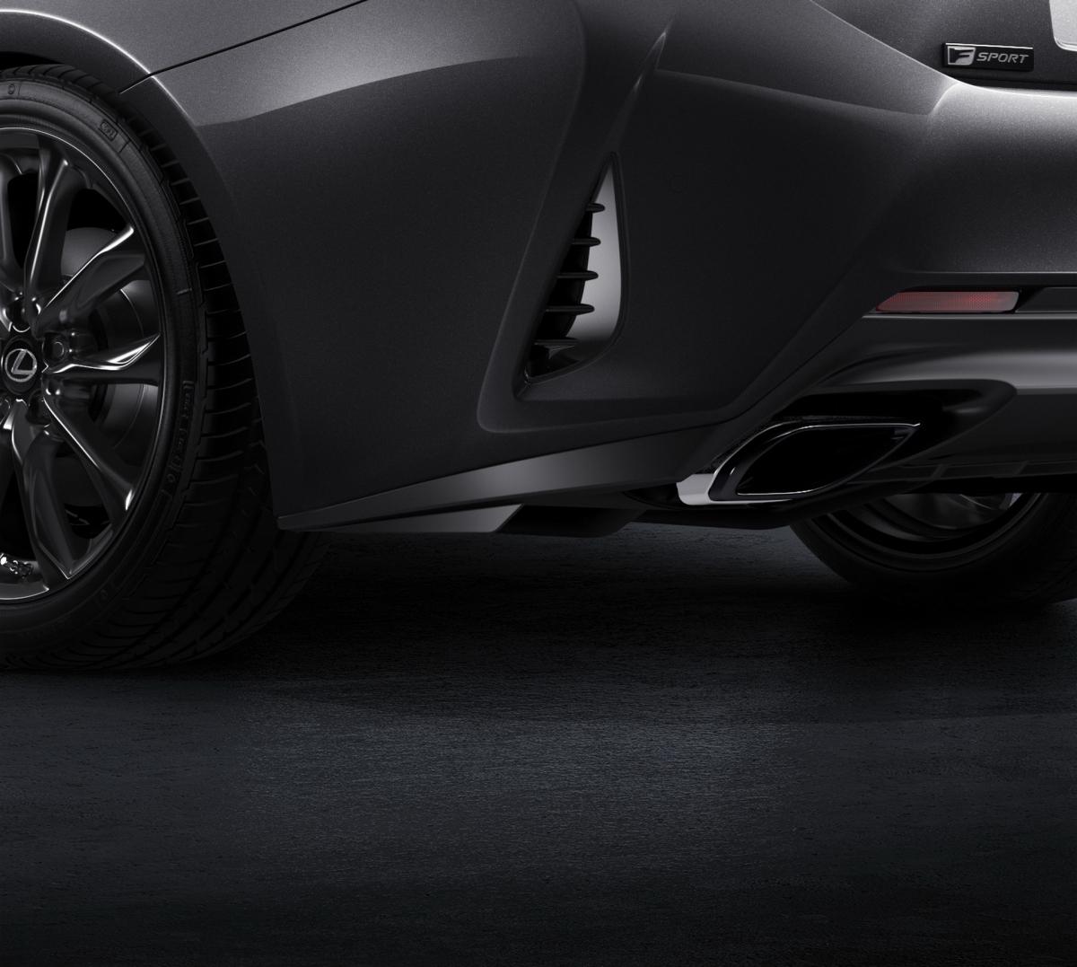 Giống với những mẫu xe khác thuộc đời xe này, Lexus sẽ trang bị tiêu chuẩn cho dòng RC Coupe gói trang bị an toàn chủ động Lexus Safety System+. Gói này sẽ bao gồm hệ thống phản ứng tiền va chạm cùng hệ thống phát hiện người đi bộ, hệ thống cảnh báo chệch làn đường, hệ thống giữ làn đường và hệ thống kiểm soát hành trình toàn tốc độ với công nghệ radar. Bên cạnh đó, xe còn sở hữu hệ thống đèn pha thông minh, phát hiện điểm mù và cảnh báo phương tiện giao nhau./.