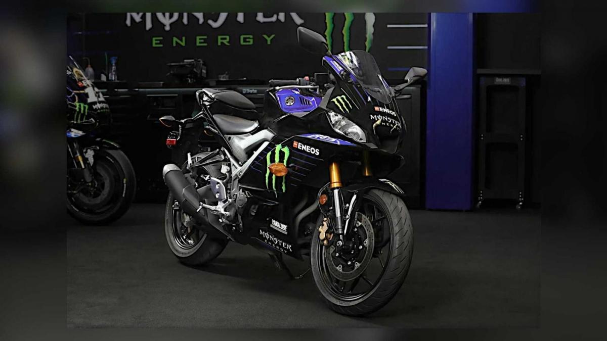 Kể cả đối với những người có gu thẩm mỹ cầu kỳ về xe máy thì chiếc Yamaha YZF-R3 phiên bản Monster Energy MotoGP cũng sẽ làm họ hài lòng. Chiếc xe này cũng sẽ hấp dẫn đối với những người hâm mộ của MotoGP đặc biệt với những fan của Valentino Rossi - người từng vô địch nhiều lần giải đua.