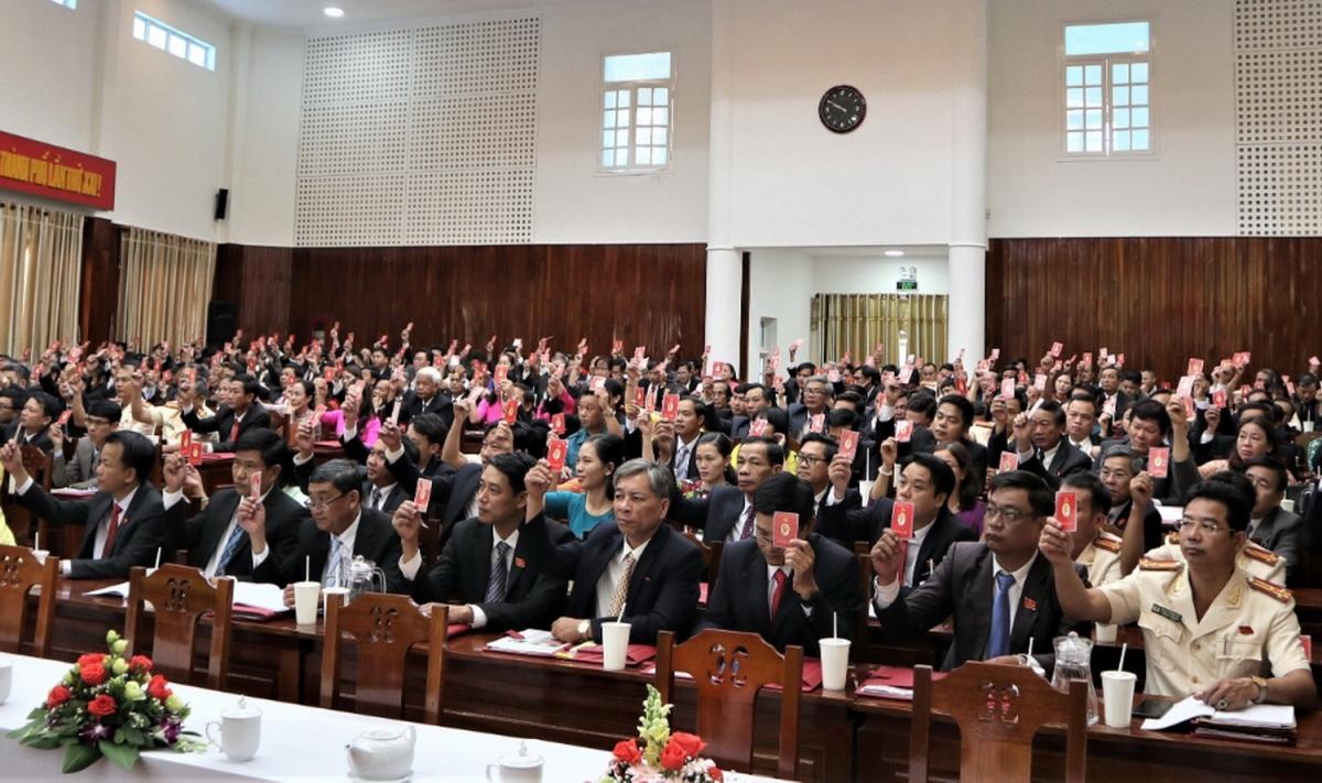 22 Đảng bộ cấp trên cơ sở của tỉnh Quảng Nam đã hoàn thành công tác tổ chức đại hội