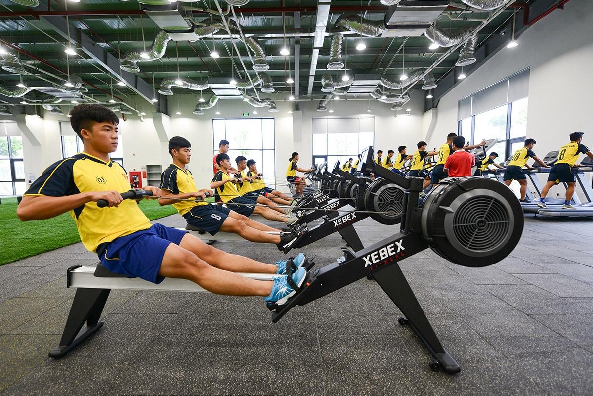 PVF được vinh danh Học viện 3 sao từ cơ quan quản lý cao nhất của bóng đá châu Á.
