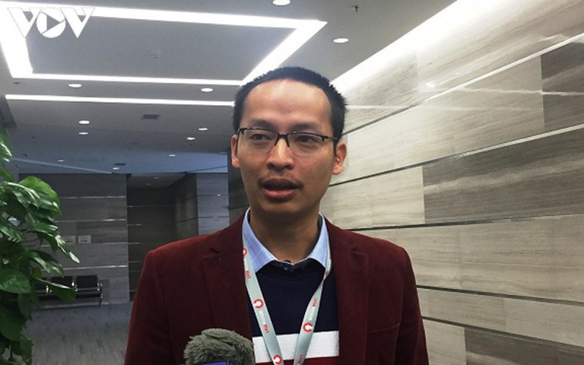 Ông Ngô Tuấn Anh - Phó Chủ tịch Tập đoàn Công nghệ BKAV