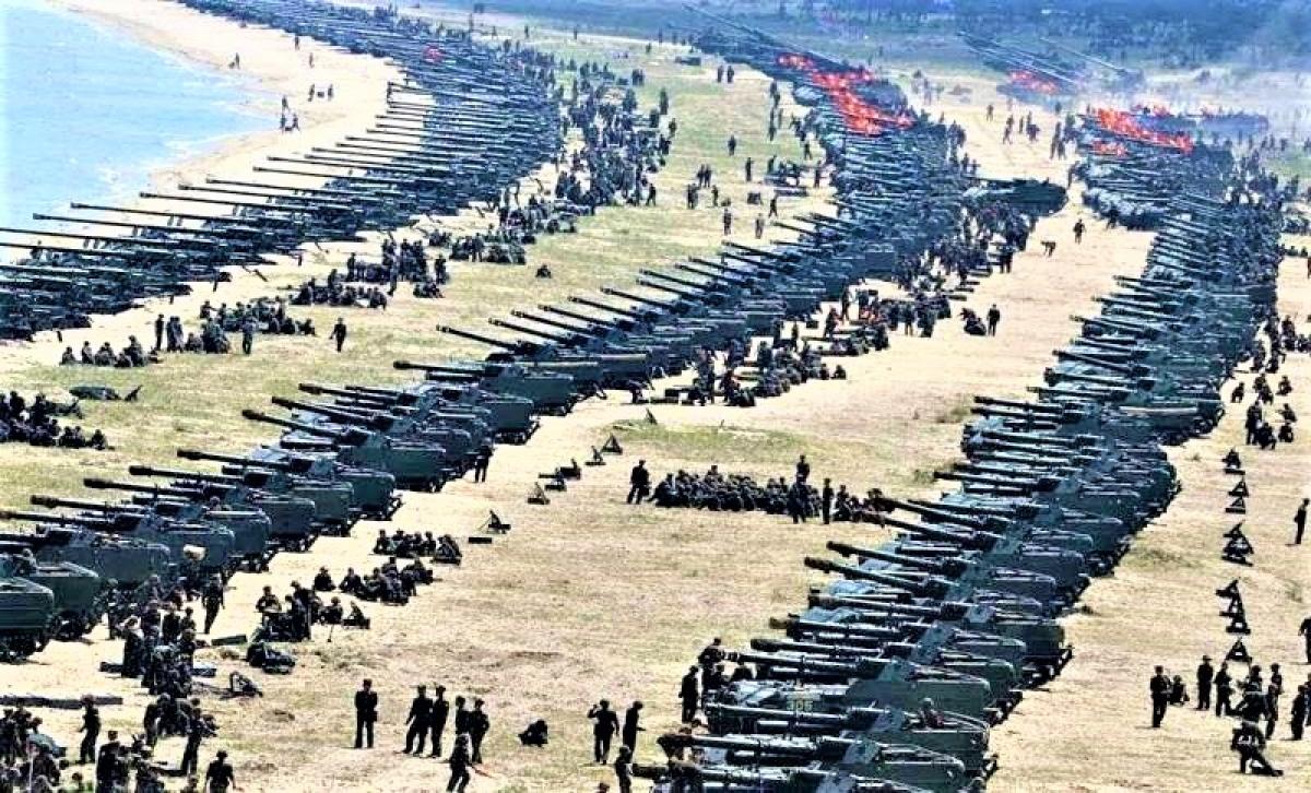 Xung đột quân sự có thể khơi mào cuộc chiến quy mô lớn; Nguồn: topcor.ru