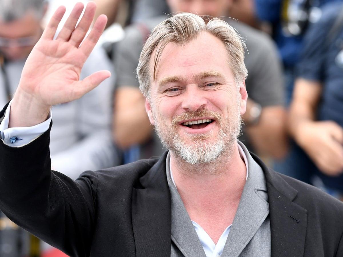Đạo diễn Christopher Nolan.