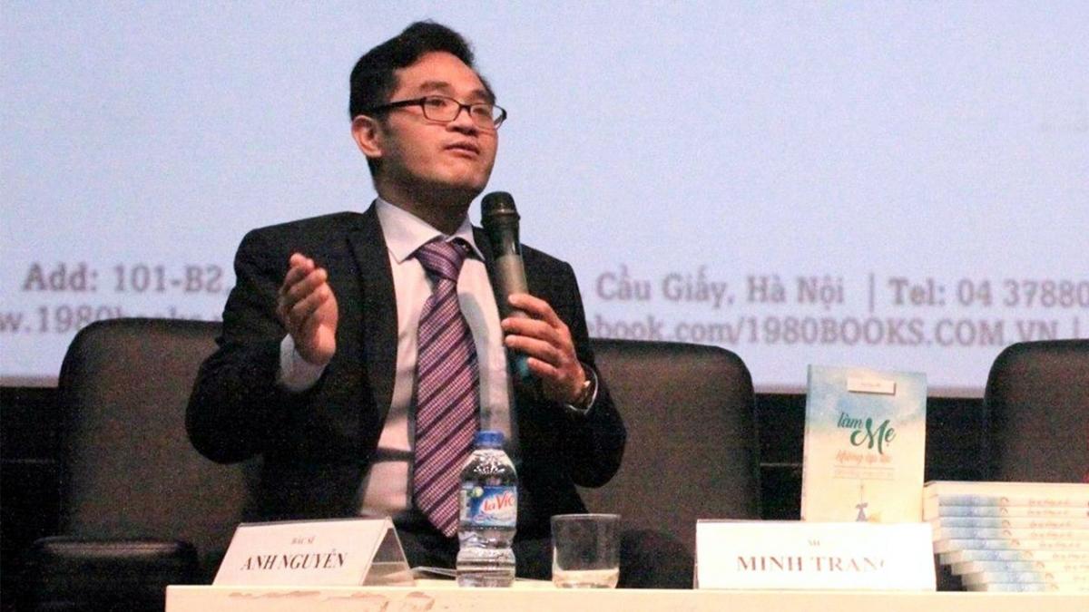 Theo bác sĩ Anh Nguyễn, phụ huynh có thể nêm gia vị cho trẻ từ 12 tháng tuổi.