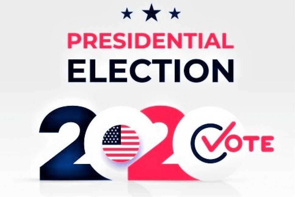Cuộc bầu cử Tổng thống Mỹ 2020 diễn ra trong đại dịch Covid-19; Nguồn: cnu.edu