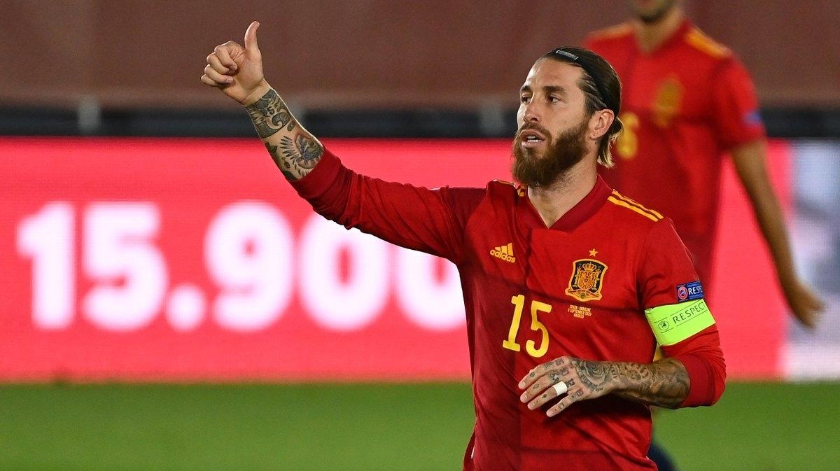 Hậu vệ: Sergio Ramos – Tây Ban Nha - 8,4 điểm