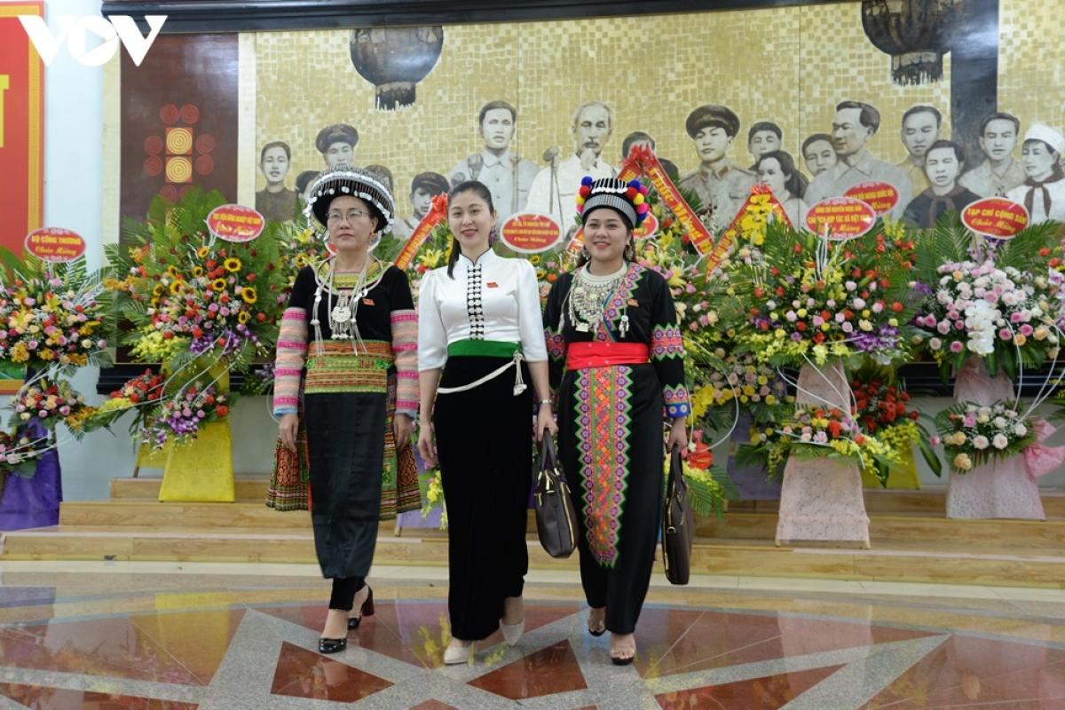 348 đại biểu đại diện cho hơn 86.000 đảng viên trong toàn Đảng bộ dự đại hội