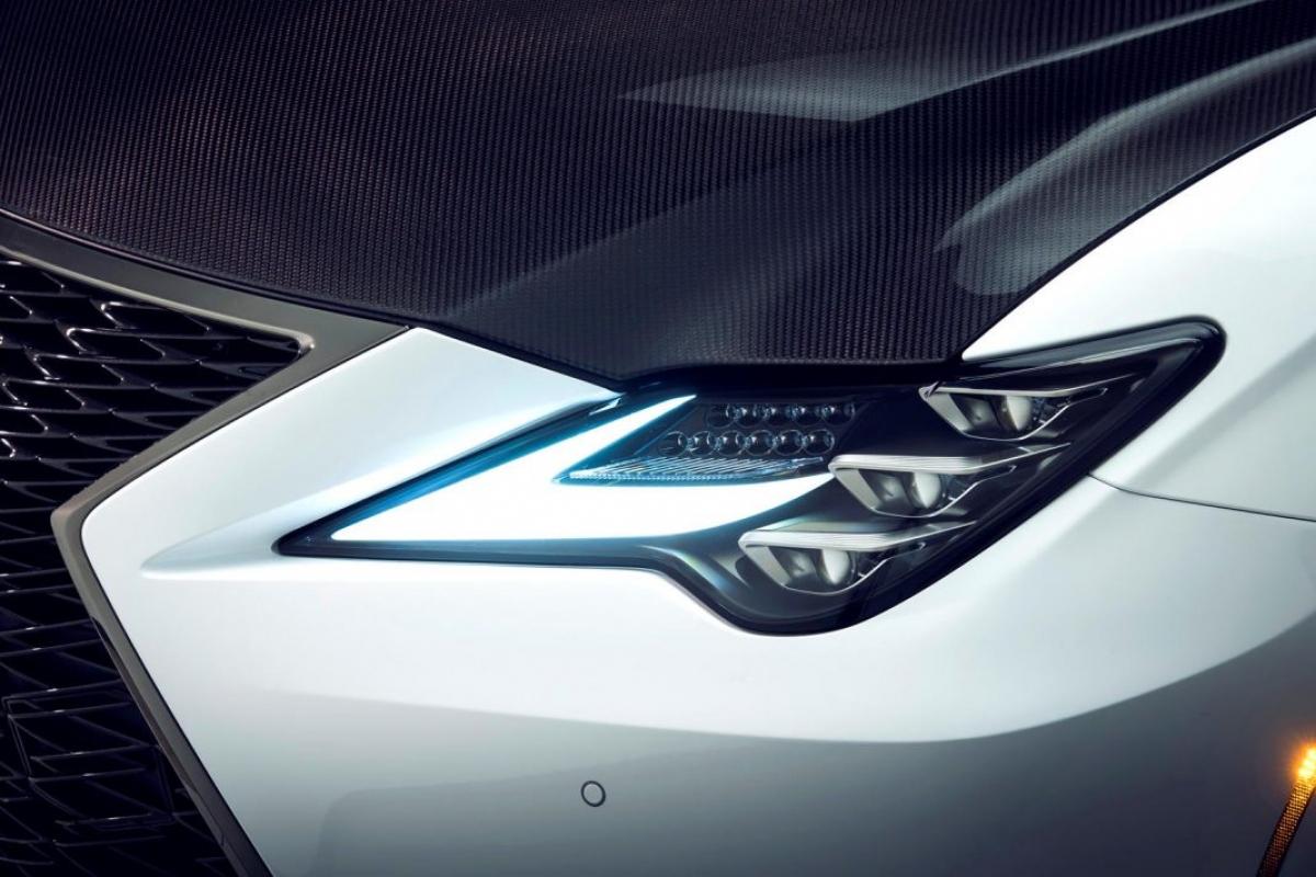 Lexus sẽ bắt đầu bán ra RC F 2021 và bản đặc biệt Fuji Speedway Edition vào mùa thu năm nay với giá bán chưa được tiết lộ./.