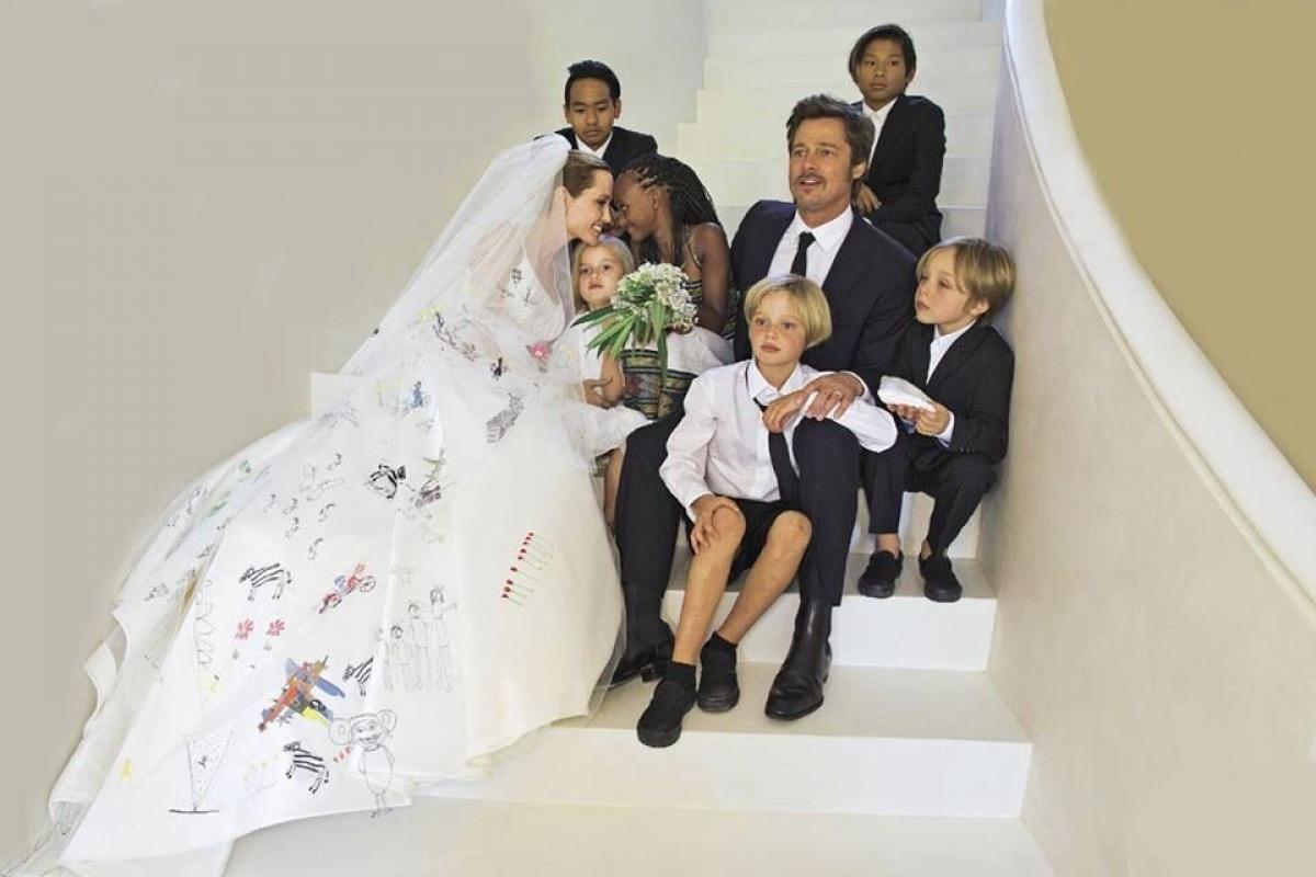 Chateau Miraval, lâu đài ở Pháp nơi Brad Pitt và Angelina Jolie tổ chức đám cưới vào năm 2014.