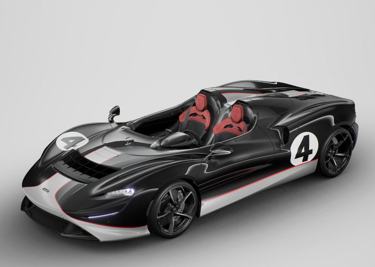 """Để giúp khách hàng hoàn thiện """"sản phẩm"""" của mình một cách hoàn hảo hơn, McLaren đã mang đến MAV – McLaren Advance Visualizer cùng các chuyên gia thiết kế để làm việc này."""