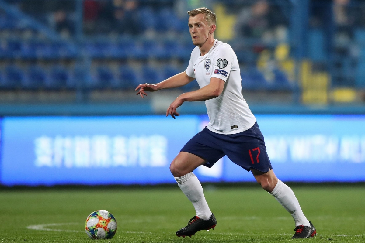 Tiền vệ: Ward-Prowse