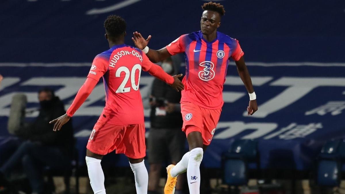Phải nhờ đến sự tỏa sáng của những nhân tố dự bị, Chelsea mới có thể rời sân West Brom với 1 điểm cùng trận hòa 3-3. (Ảnh: Getty).