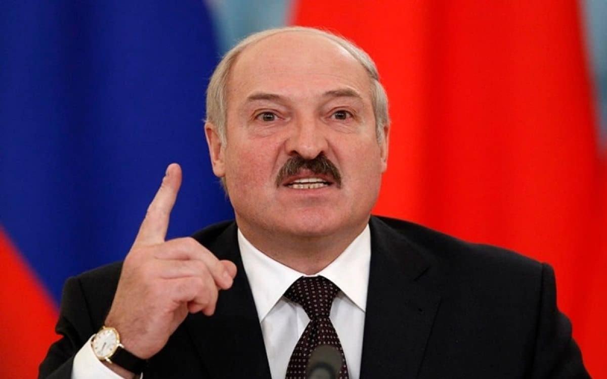 Tổng thống Belarus Lukashenko. Ảnh: Insider Paper.