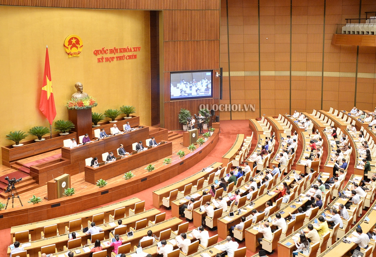 The year-end session of the National Assembly is due to approve key development targets for 2021.
