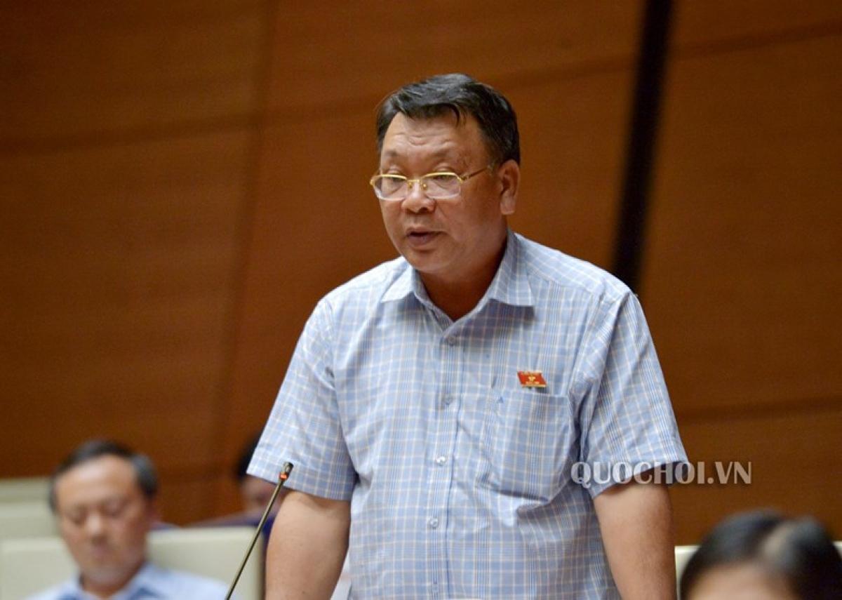 Đại biểu Nguyễn Tạo (đoàn Lâm Đồng)